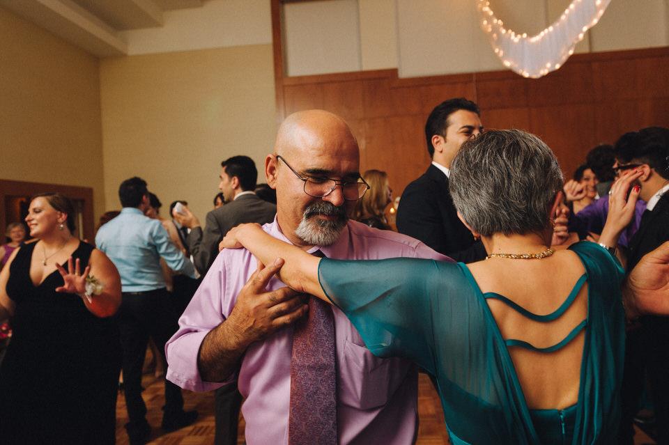 Dancing at Iranian wedding at Chateau Bromont 07