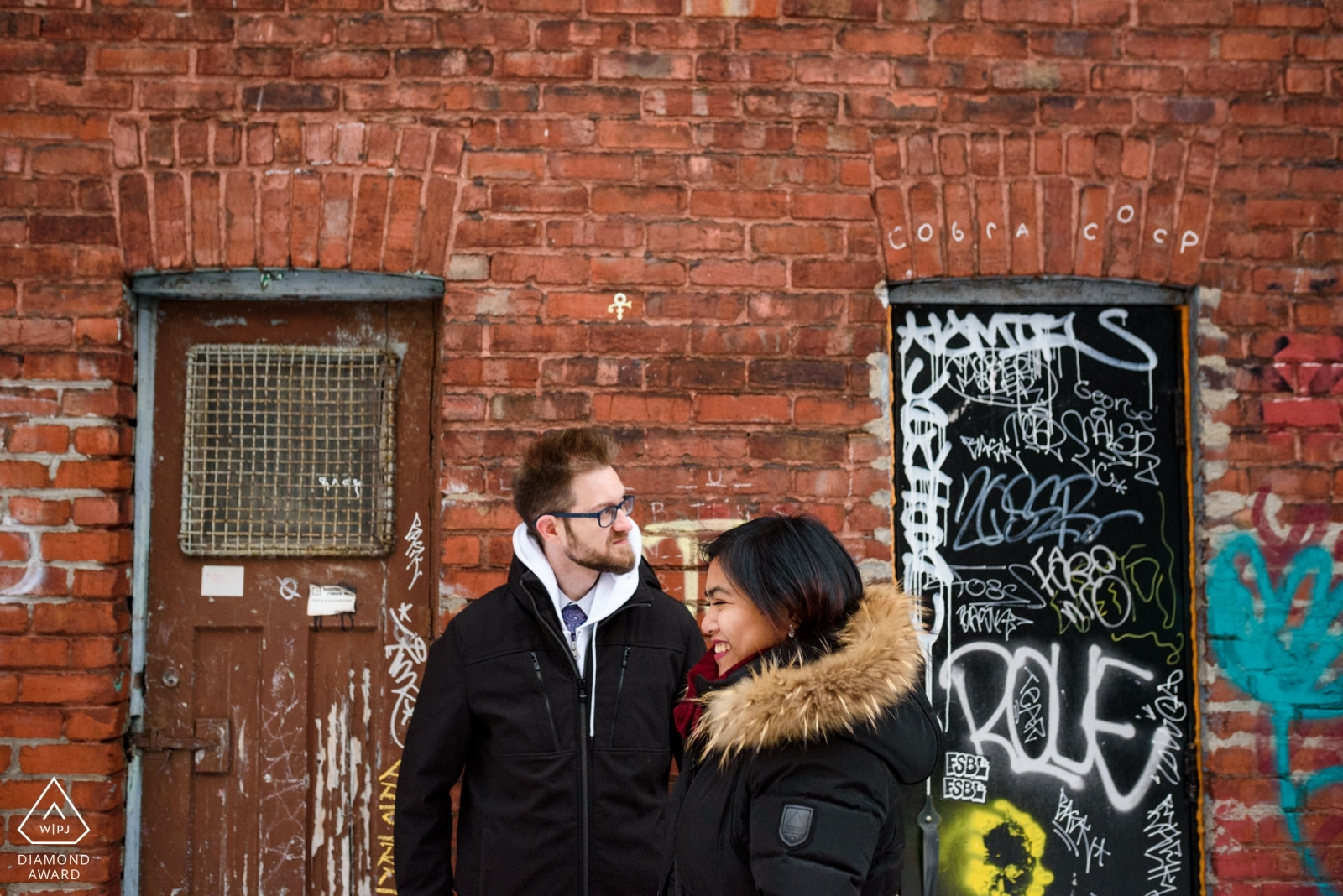 Urban engagement photo in Mile-End, Montreal