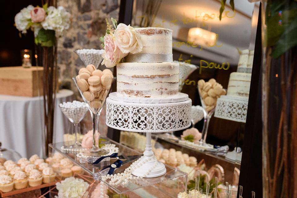 Wedding decor details at Hotel Nelligan wedding 02