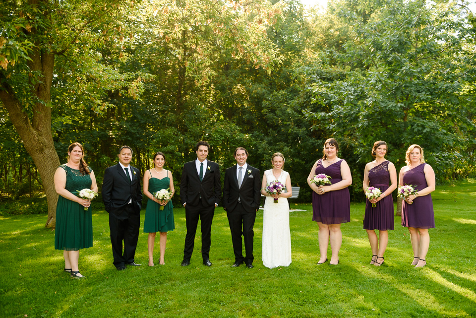 Wedding party portraits 01