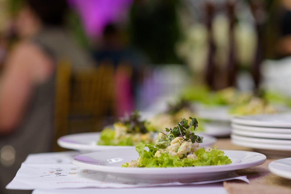 Wedding meal