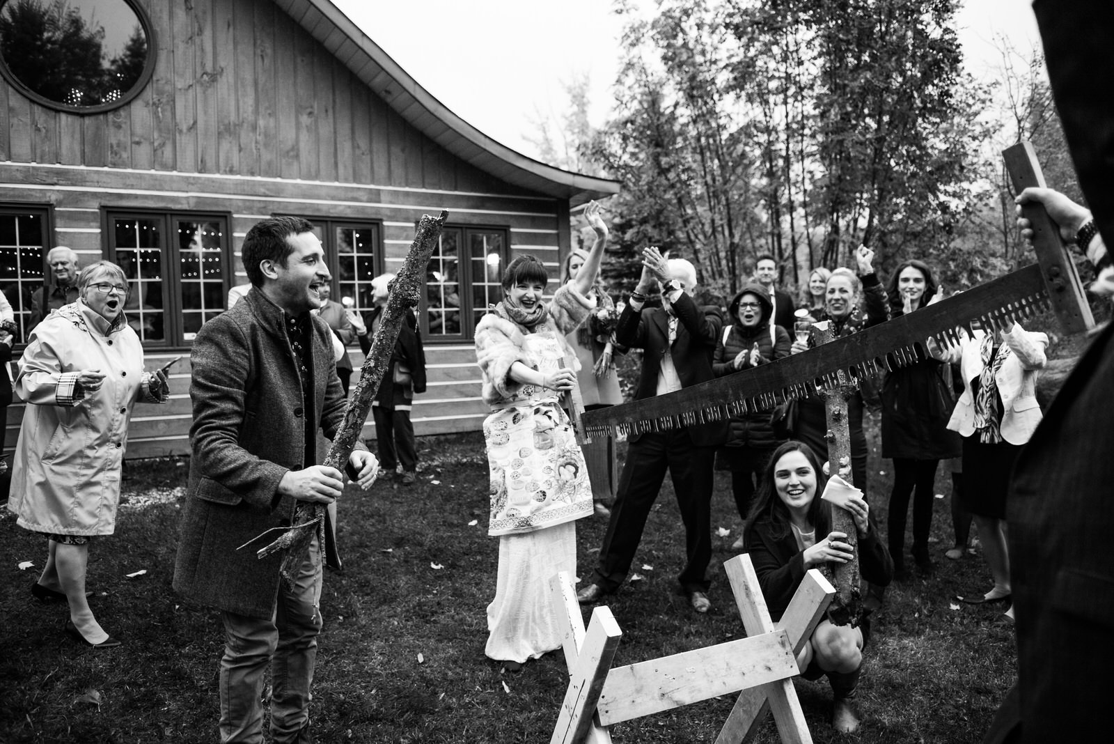 Maryse et Axel, mariage at Haut-Bois Normand