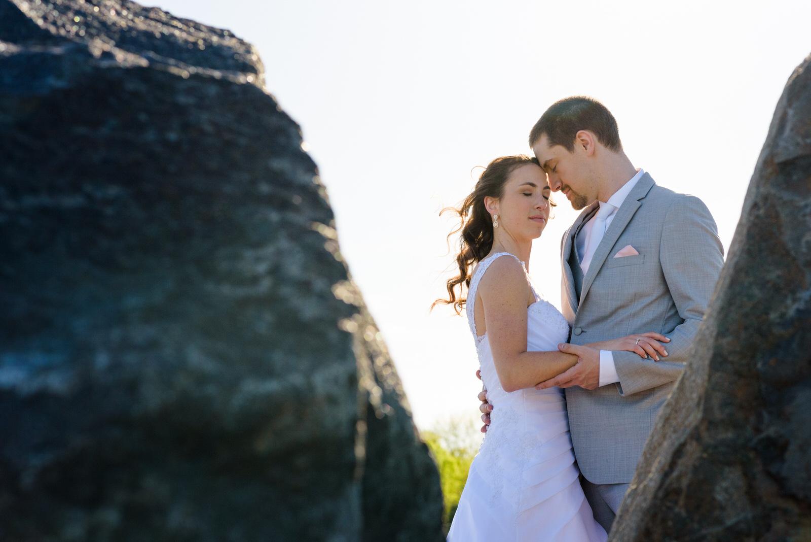 Pascale et Maxime, mariage à Coteau Rougemont