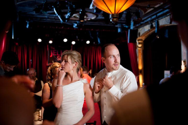 Cabaret Lion d'Or wedding